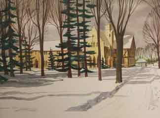 Watercolor by Harrison